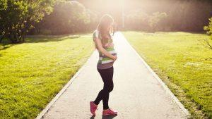 高齢出産 ママ 妊婦