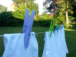 洗濯物 柔軟剤