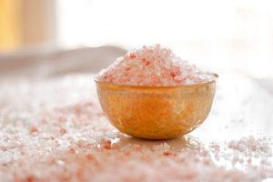 塩シャンプー 作り方